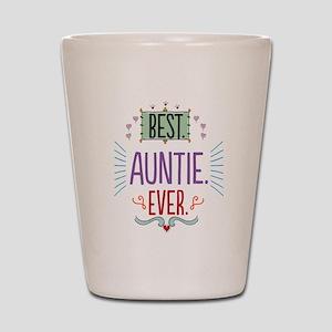 Auntie Shot Glass