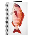 Red Porgy Journal