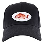 Red Porgy Baseball Hat