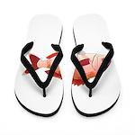 Red Porgy Flip Flops