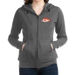 Red Porgy Women's Zip Hoodie