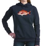 Red Porgy Women's Hooded Sweatshirt
