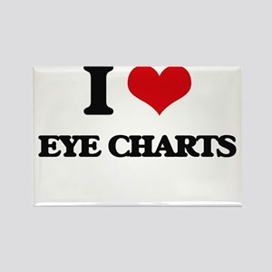 I love Eye Charts Magnets
