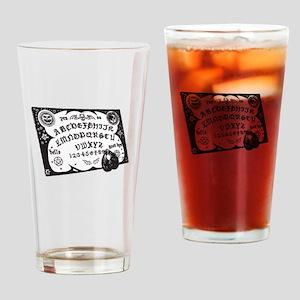 Ouija Drinking Glass