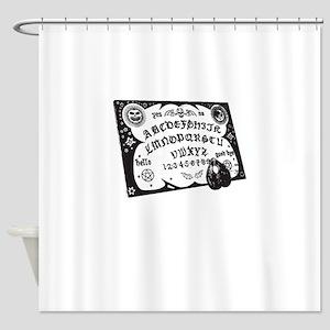 Ouija Shower Curtain