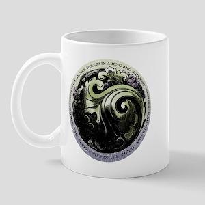 """""""Robert Frost-The Secret"""" Mug"""
