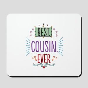 Cousin Mousepad