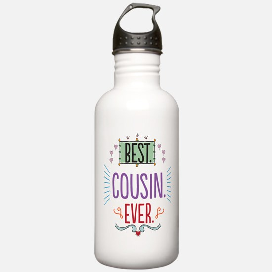 Cousin Water Bottle