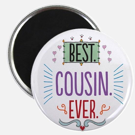 Cousin Magnet