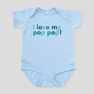 Pop Pop Body Suit