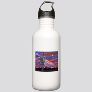 Christmas Lights Sagua Stainless Water Bottle 1.0L