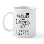 University Of Life Mugs