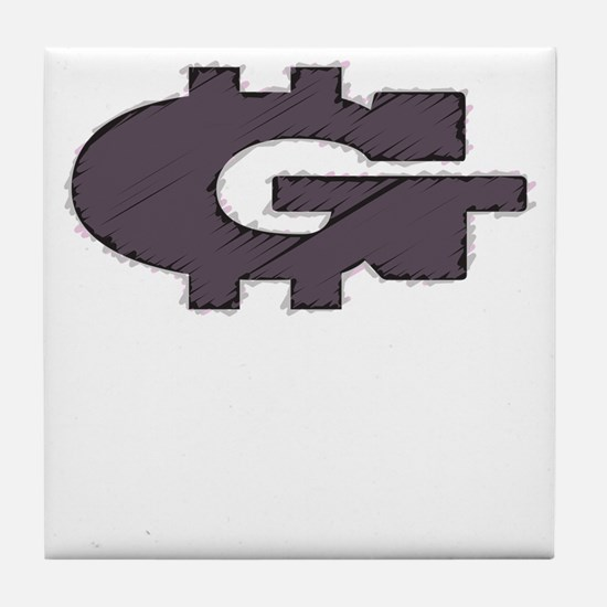 G Tile Coaster