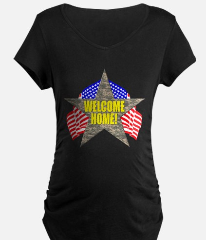 USA Troops Welcome Home T-Shirt