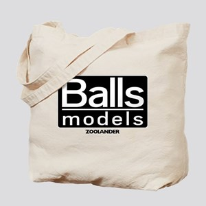ballmodels_trans Tote Bag
