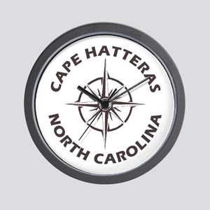 North Carolina - Cape Hatteras Wall Clock