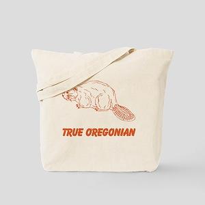 True Oregonian Tote Bag