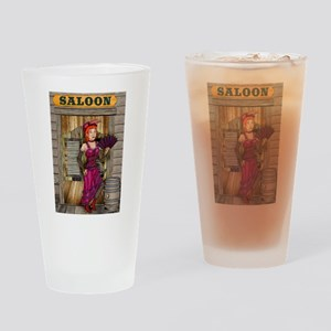 Saloon Drinking Glass