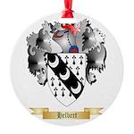 Helbert Round Ornament