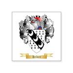 Helbert Square Sticker 3