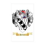Helbert Sticker (Rectangle 10 pk)