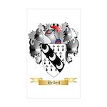 Helbert Sticker (Rectangle 50 pk)