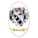 Helbert Sticker (Oval 50 pk)