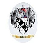 Helbert Ornament (Oval)