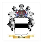 Heisler Square Car Magnet 3