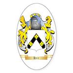 Heir Sticker (Oval 50 pk)