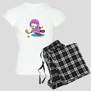 Ice Hockey Penguin (P) pajamas