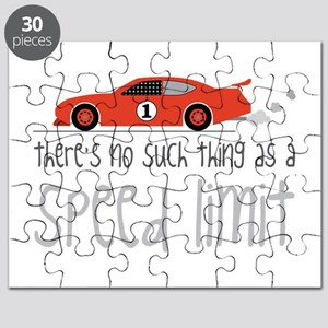 Nascar Speed Puzzle