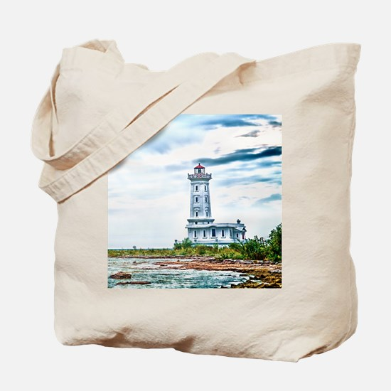 Cute Canadian club Tote Bag