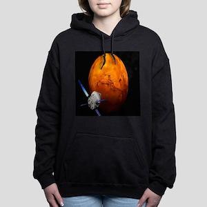 Orion Approaching The Re Women's Hooded Sweatshirt
