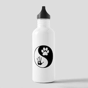 Balancing Humanity Water Bottle