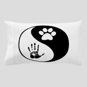 Balancing Humanity Pillow Case