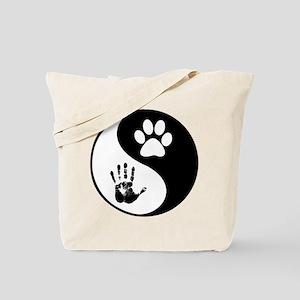 Balancing Humanity Tote Bag