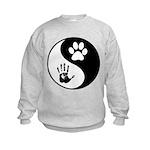 Balancing Humanity Sweatshirt