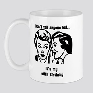 Its my 60th Birthday (vintage Mug