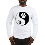 Balancing Humanity Long Sleeve T-Shirt