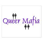 Queer Mafia Small Poster
