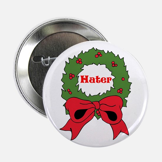 "Hater 2.25"" Button"
