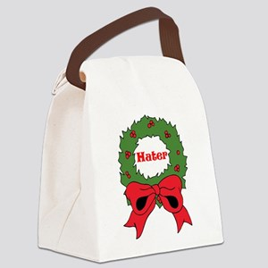 Hater Canvas Lunch Bag