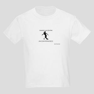 Headers Strikes Nice Soccer Girl T-Shirt