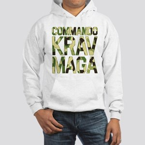 Commando Krav Maga Hoodie