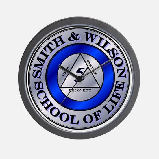 Smith&Wilson 5 Wall Clock