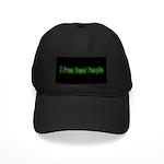 Paranormal Geeks Black Cap