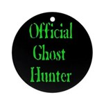 Paranormal Geeks Ornament (Round)
