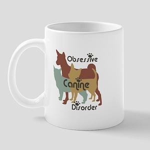 Obsessive Canine Disorder 111 Mugs