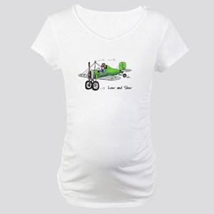 Low and Slow Maternity T-Shirt